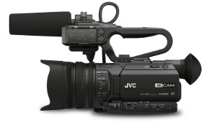 JVC's GY-HM200SP