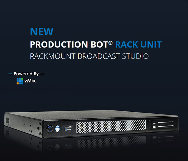 Production Bot Rack Unit