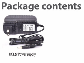GCON-SDI Package Contents