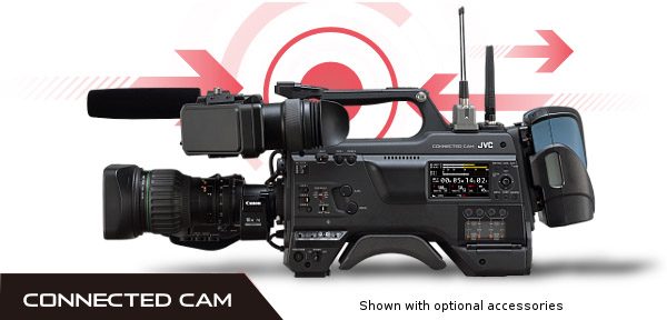 JVC - GY-HC900 Connected Cam