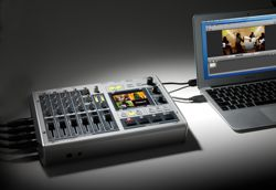 Roland VR-3 Audio Video Mixer