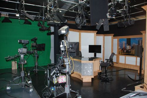 TV Studio Space